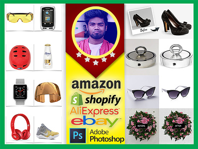 product Photo Editing Optimize Product Image For Online Store