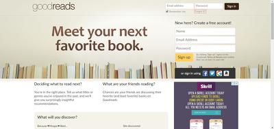 Guest post on Goodreads - Goodreads.com DA96, PA95