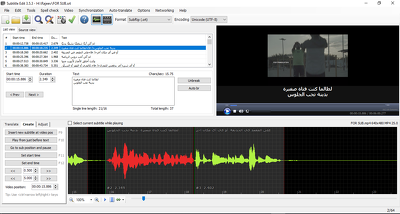 Transcribe and translate 5 audio/video minutes