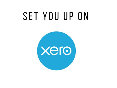 Set you up on Xero