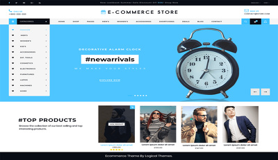 Setup your dropshipping Store or Ecommerce affiliate website