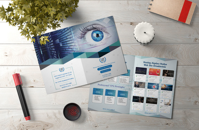 Design clean, minimalist and professional brochure / Catalog.