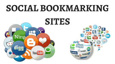 PROVIDE 100+ UNIQUE SOCIAL BOOKMARKING SITES