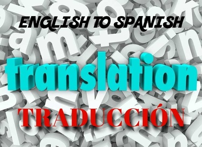 tRANSLATION FROM ENGLISH TO SPANISH 1000 WORDS IN ONE DAY