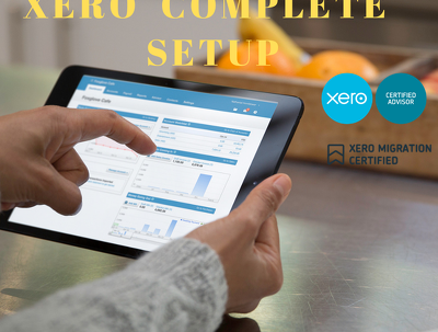 Complete Xero Setup for your business