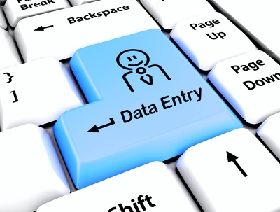 Do any kind of data entry work for 3 hours