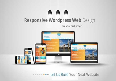 Design fast loading,SEO friendley ,Wordpress Responsive Website