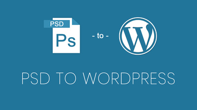 Convert PSD to responsive WordPress Website