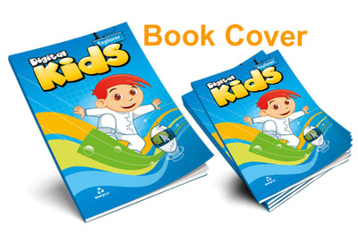 Create amazon Book Cover Design or children Illustration