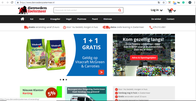Deliver magento 2 ecommerce website