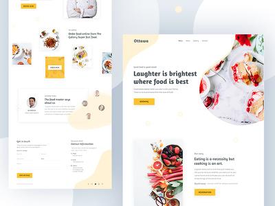 Create Unique, Custom UX/UI Design PSD Layout