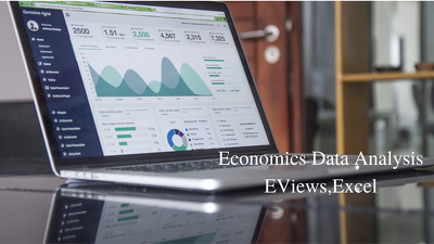 Do economics data analysis with eviews and excel