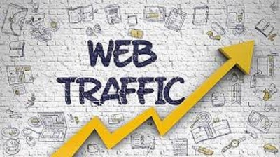 Drive traffic to your website get website traffic for month