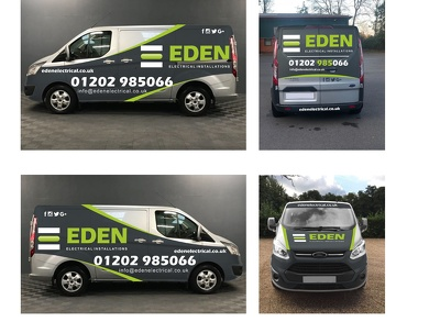 Create graphic wrap for your car, van or truck