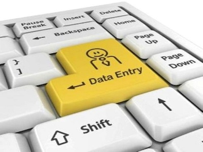 Do any kind of data entry work for 01 hour