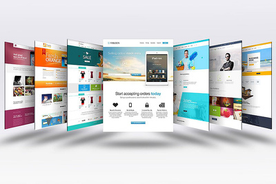 Design A Customized Website UX And UI