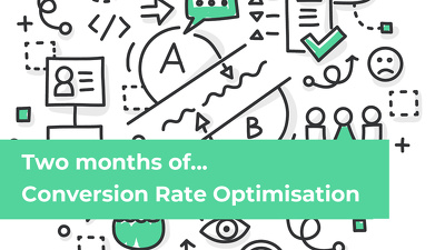 Carry out conversion rate optimisation on your website