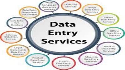Do data entry for you
