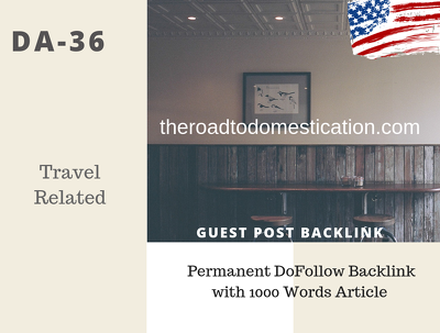 USA Lifestyle Related 36 DA Guest post link