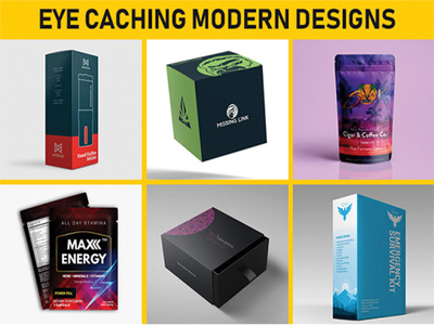 Design Product Packaging Product Label Box  Label Design