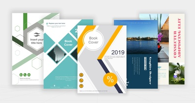Do formatting designing of book, report, cover page, ebook