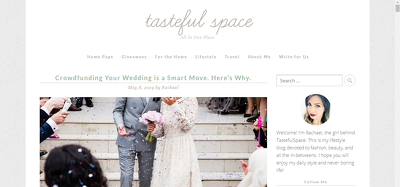 Write a guest post at Tastefulspace.com, DA 55 & Do follow