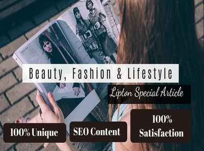 Write 500 words article Or Blog on Beauty, Fashion & Lifestyle