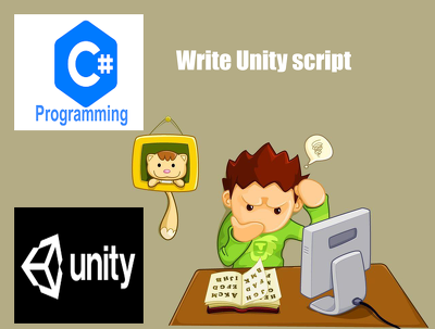 Write unity script for 2d games and all platforms