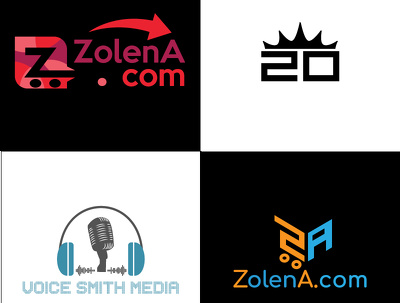 Design A Flat And Professional Logo For You