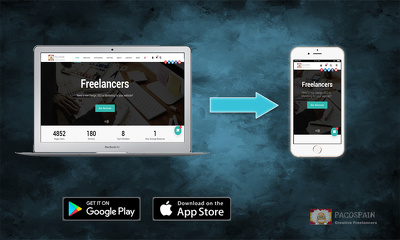 Convert Website To Android App Or IOS