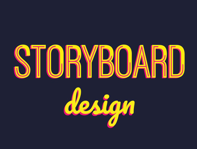 Create a 10 panel storyboard for animation