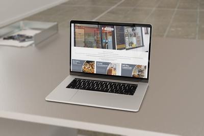 Website Design - Standard 4 page website