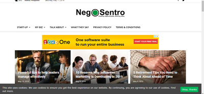 Place a Dofollow Guest Post on Negosentro.com