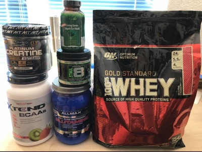 Make A Custom Supplement Plan For You