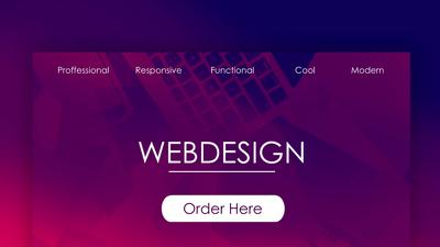 Design And Develop Modern Website