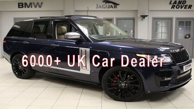 Send you 6000 uk car dealer contact list