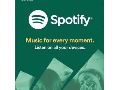 Create Safe Spotify Account.