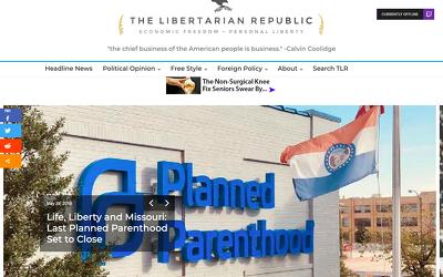 Guest Post on thelibertarianrepublic.com DA 66