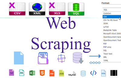 Do website minging or data scraping from any website