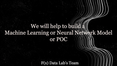 Develop Your Machine Learning and Neural Network Model