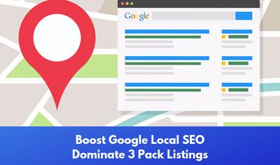 Increase Your Google Local SEO Ranking