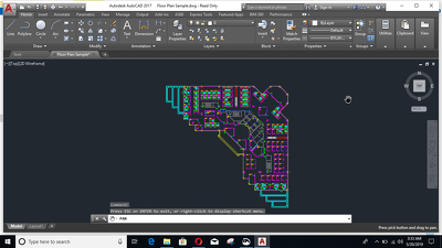 Do Architectural,  Civil Engineering Drawing On Auto CAD
