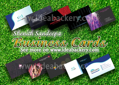 Design double sided business card design within one hour.