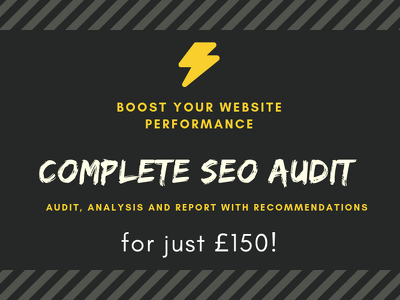 Provide A Custom SEO Audit