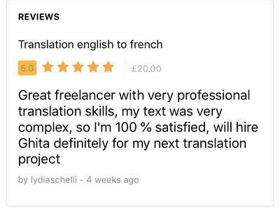 Translate any type of document.