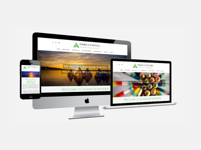 Develop a corporate and professional website for your business