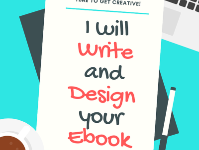 Write and design your ebook