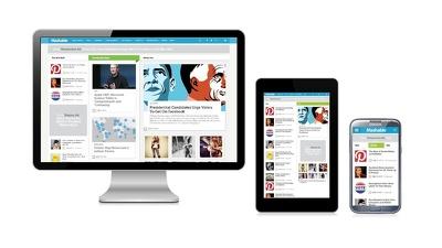 Design & develop Responsive Website