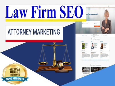 Create Top 50 Law Firm Relevant Sites SEO Backlinks