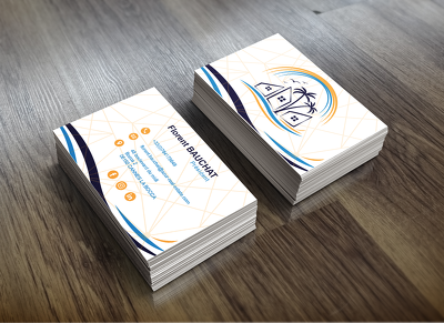 Design Double sides Business Card